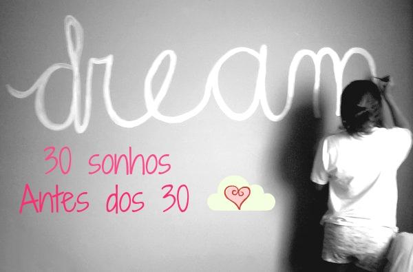 30 sonhos editado