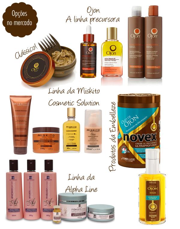 produtos ojon